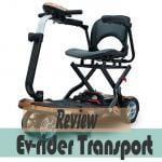 Ev-rider transport first look