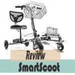 Smartscoot the lightest of all mobility scooters