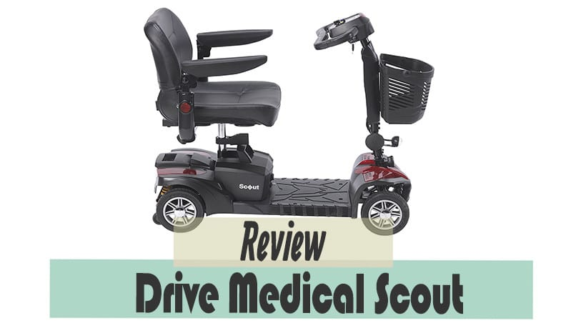 The drive medical scouts appearance
