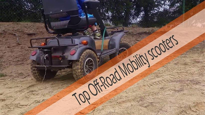 Off-road options for disabled people