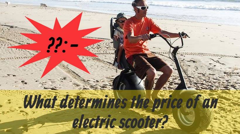 How Much Does An Electric Scooter Cost Determining The Price