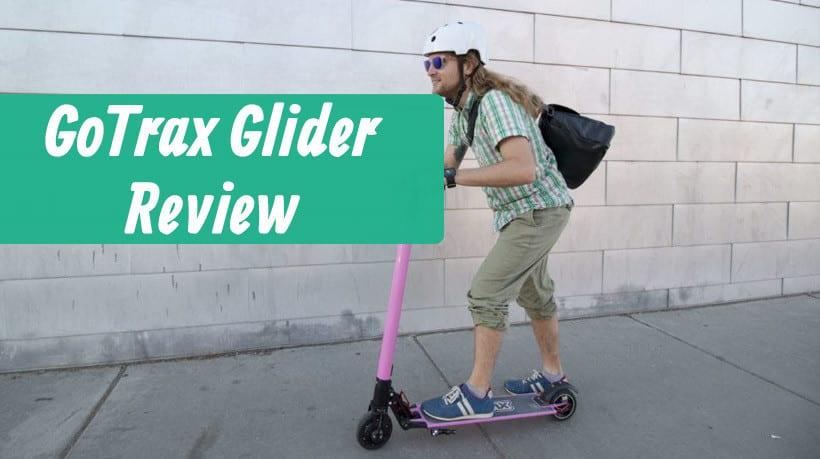 Gotrax Glider Review - Lightweight, cheap and good? - EnvyRide com