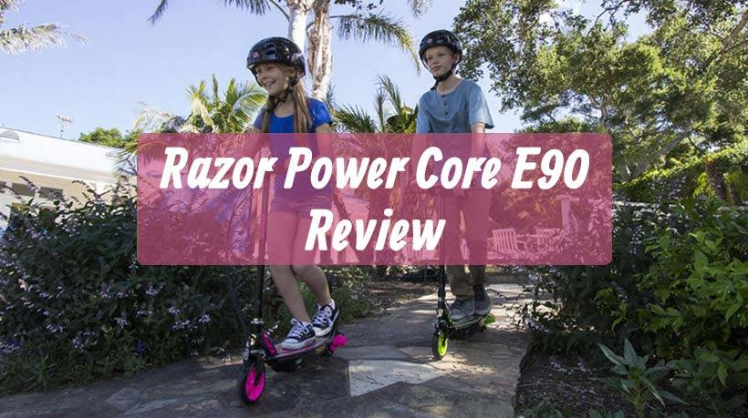 Razor Power Core E90 Review How Good Is The Razor Pc E90 Really