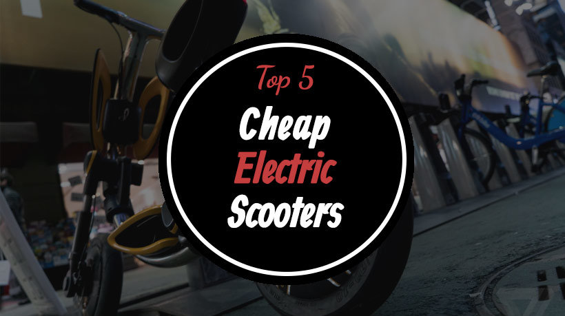 top affordable scooter options