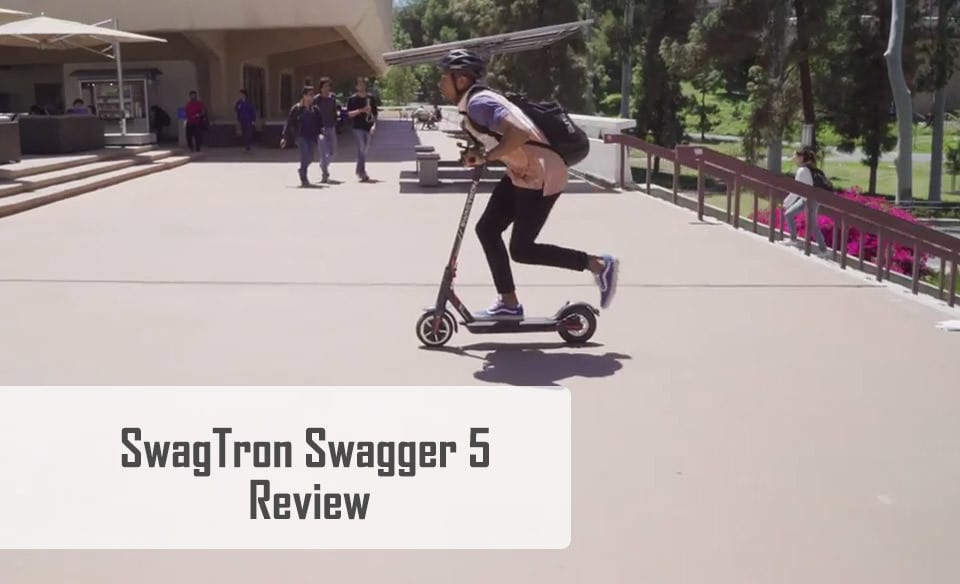 swagger 5 electric scooter review