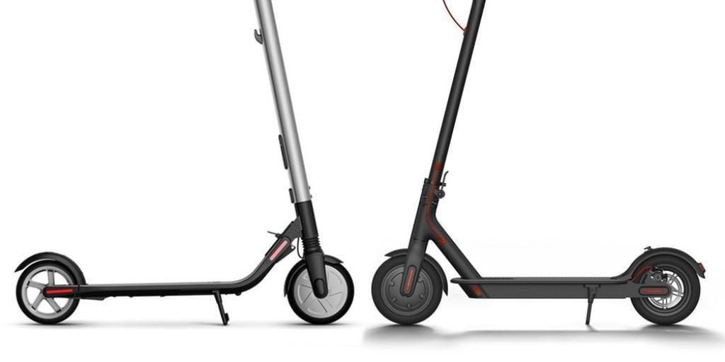 suspension wheels and brakes es2 & m365