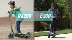 Razor E200/E200S VS RX200 review – Which one is the better pick?