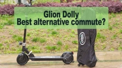Glion Dolly Review – The perfect commute electric scooter?