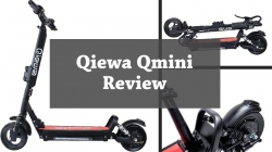 Qiewa Qmini Review – What 38 miles distance and 38 mph look like
