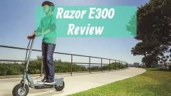 Razor E300/S Review – Are Razor's teenage scooter any good?