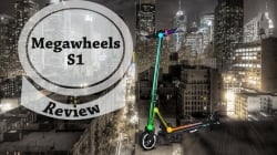 Megawheels S1 Review – Affordable and lightweight electric scooter