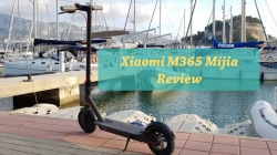 Xiaomi Mijia M365 electric scooter review